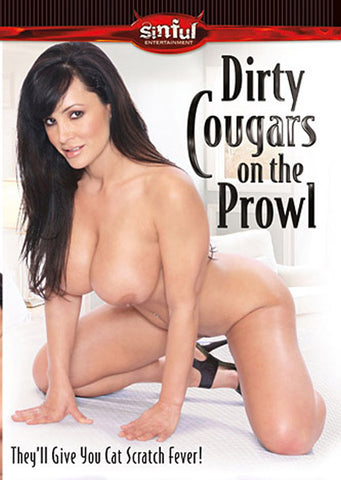 Dirty Cougars On The Prowl Porn DVD