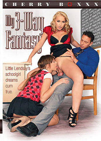My 3-Way Fantasy Adult DVD