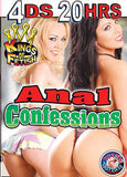 Anal Confessions Porn DVD