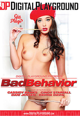 Bad Behaviour Porn DVD