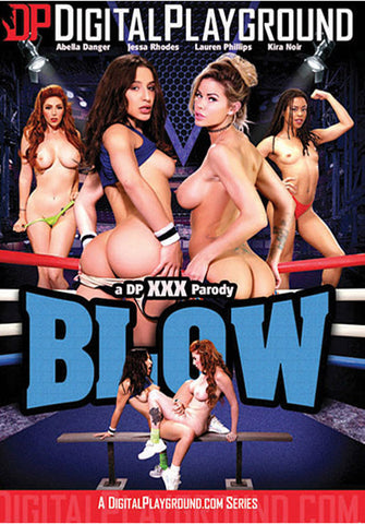 Blow: A DP XXX Parody Adult DVD