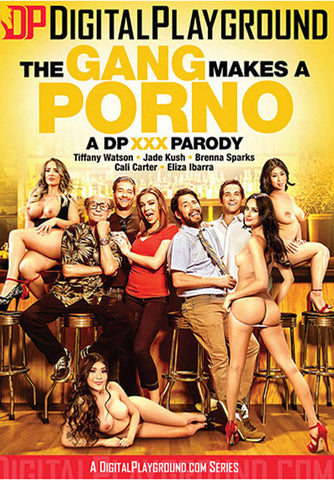 The Gang Makes A Porno: A DP XXX Parody XXX DVD