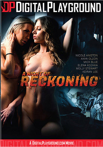 A Night Of Reckoning Adult Movies DVD