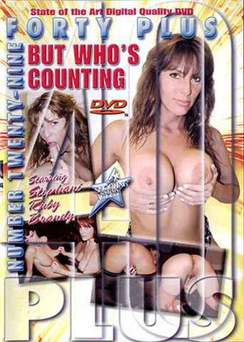 40+ 29 But Who's Counting XXX DVD
