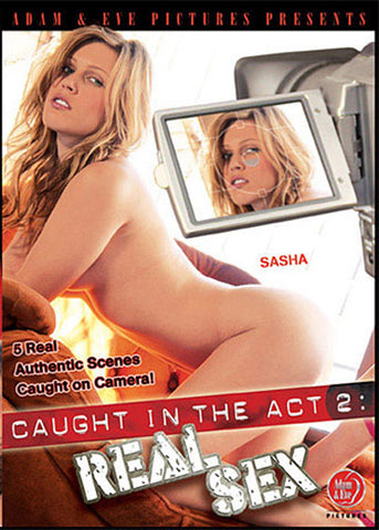 Cheap Caught In The Act 2: Real Sex porn DVD