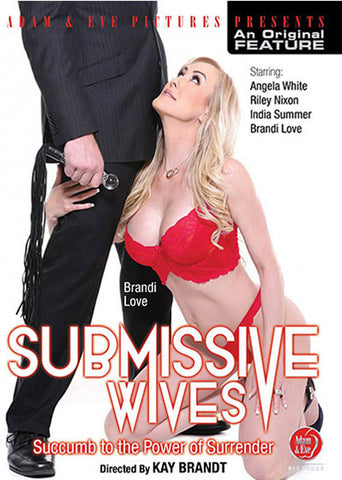 Submissive Wives Adult DVD