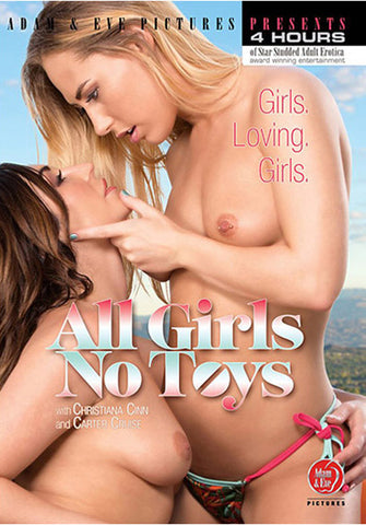 All Girls No Toys Adult Sex DVD