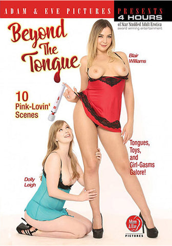 Beyond The Tongue Adult DVD