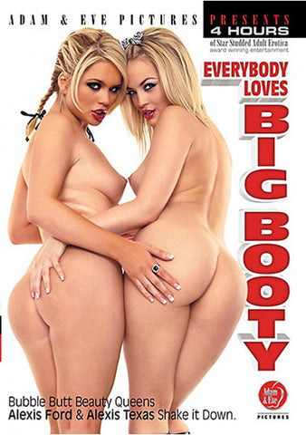 Everybody Loves Big Booty Sex DVD
