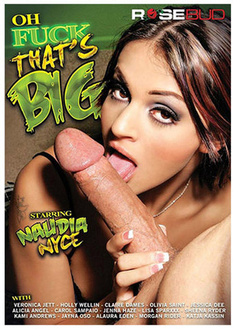 Oh Fuck That's Big XXX Adult DVD