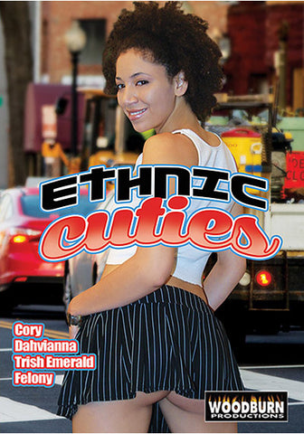 Ethnic Cuties XXX Adult DVD