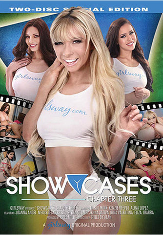 Showcases 3 (2 Disc Set) Adult Movies DVD