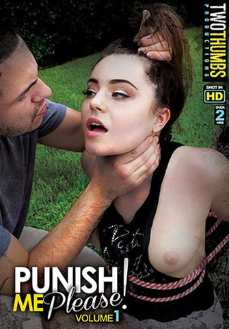 Punish Me Please Porn DVD