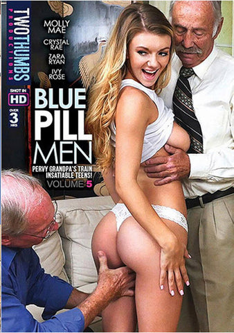 Blue Pill Men 5 Sex DVD