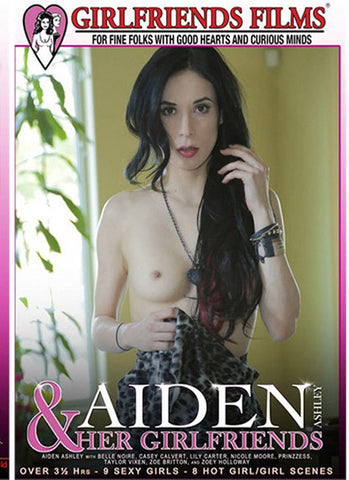 Aiden Ashley & Her Girlfriends Adult Movies DVD