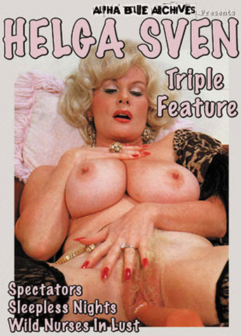 Helga Sven Triple Feature Adult DVD