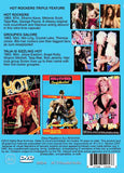 80s Porno Rewind: Hot Rockers Triple Feature Adult DVD