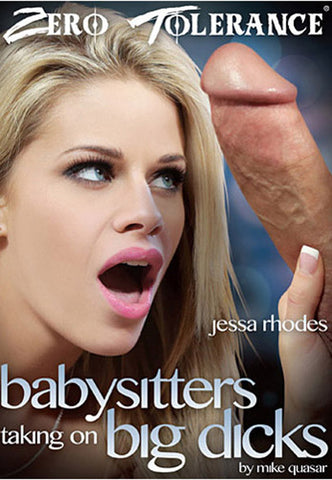 Cheap Babysitters Taking On Big Dicks porn DVD