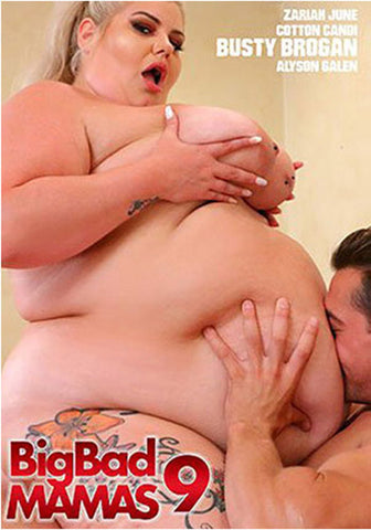 Big Bad Mamas 9 Adult DVD