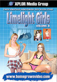 Limelight Girls 8 Adult DVD