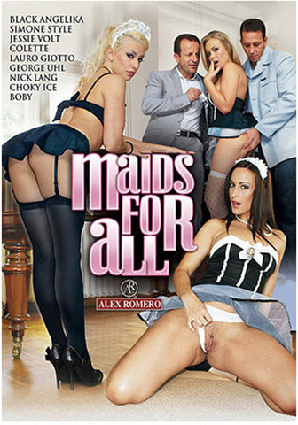 Maids For All Porn DVD