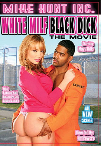 Cheap White Milf Black Dick The Movie porn DVD