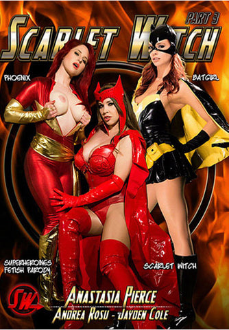 Scarlet Witch 3 XXX DVD