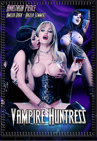 Vampire Huntress XXX DVD