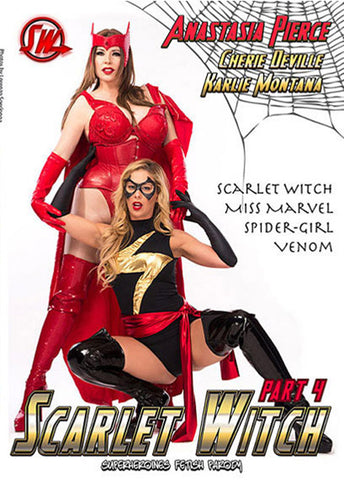 Scarlet Witch 4 XXX DVD