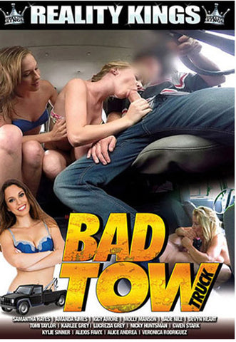 Bad Tow Truck Adult DVD