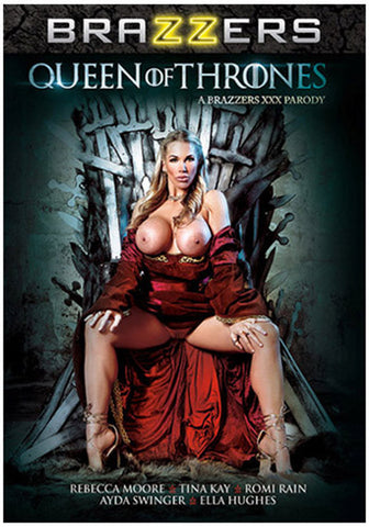 Queen Of Thrones Adult Sex DVD