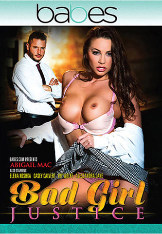 Bad Girl Justice Sex DVD