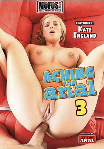 Aching For Anal 3 Porn DVD