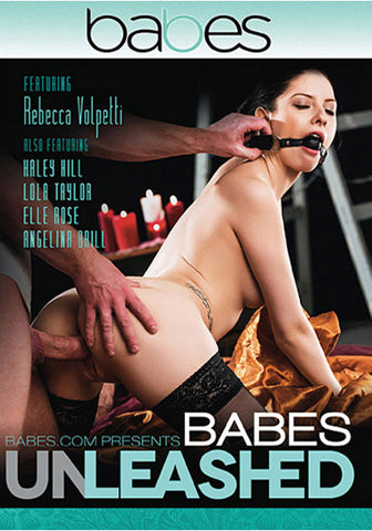 Babes Unleashed Adult DVD