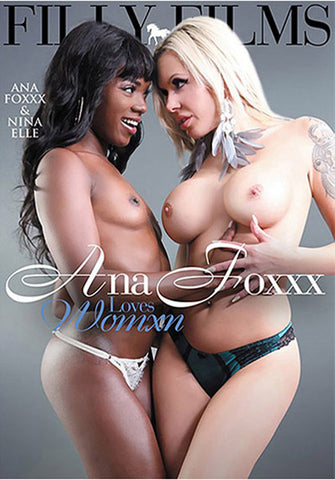 Ana Foxxx Loves Womxn Sex DVD