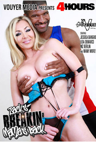 Jack's Breakin' Mama's Back Adult Movies DVD