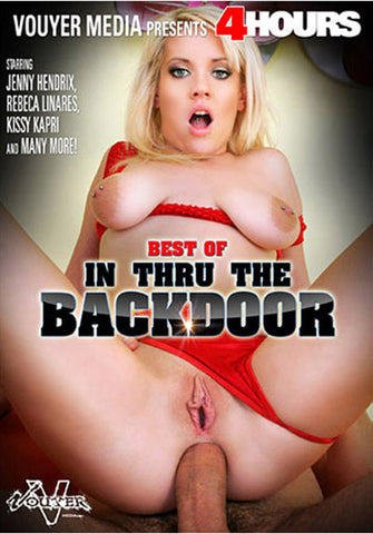 Best of In Thru The Backdoor Adult Movies DVD