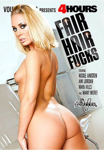 Fair Hair Fucks Adult DVD