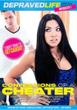 Confessions Of A Cheater Porn DVD