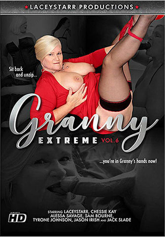 Granny Extreme 6 Adult DVD