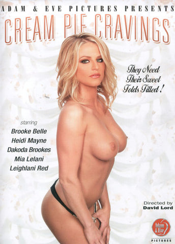 Cheap Cream Pie Cravings 1 porn DVD