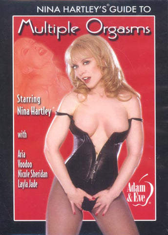 Cheap Nina Hartley's Guide To Multiple Orgasms porn DVD