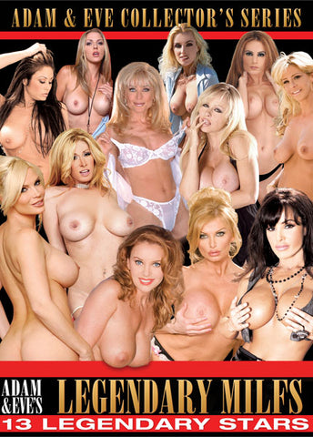 Cheap Adam & Eve's Legendary MILFs porn DVD