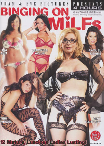 Binging On MILFs Sex DVD