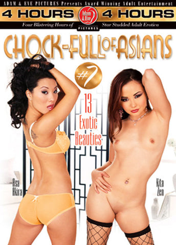Cheap Chock Full Of Asians 7 porn DVD