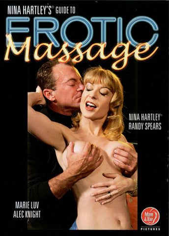 Nina Hartley's Guide To Erotic Massage Adult Sex DVD