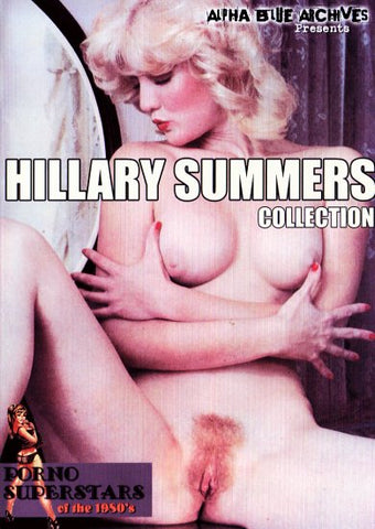 Cheap Hillary Summers Collection porn DVD