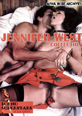Cheap Jennifer West Collection porn DVD