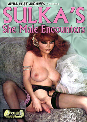 Cheap Sulka's She Male Encounters porn DVD