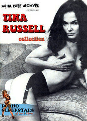 Cheap Tina Russell Collection porn DVD